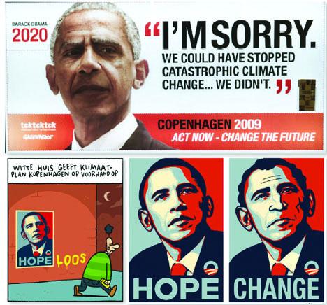 Meisjes jonger en dunner photoshoppen mag niet, presidenten ouder en grijzer wel