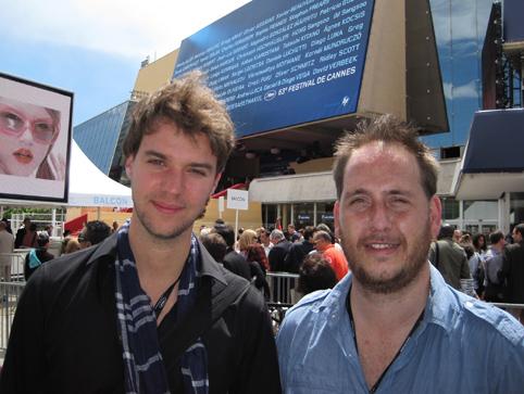 Nog geen 30 en nu al groot in Cannes