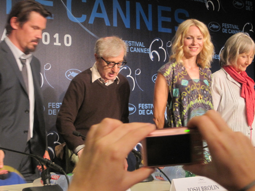 Cannes dag 4: zaterdag 15 mei