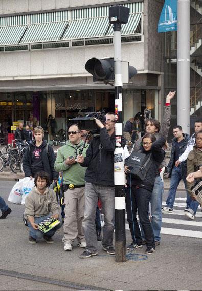 Actie! – Coolsingel Rotterdam, zaterdag 18 september 2010, 16.31 uur