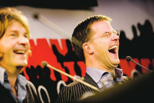 Mark Rutte's favoriete Nederlandse film is Cloaca. En hij houdt van pulp én Gjergjev.