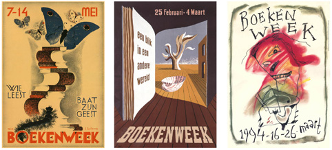 Gezien – Boekenweek