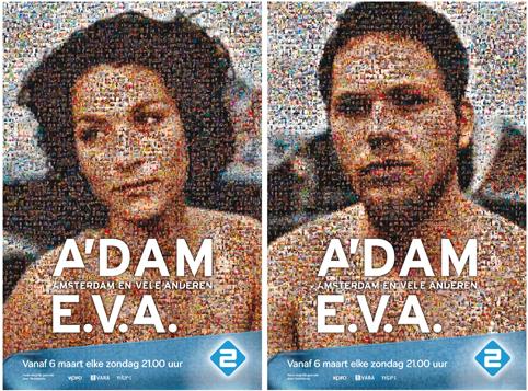 Gezien – A'DAM – E.V.A.
