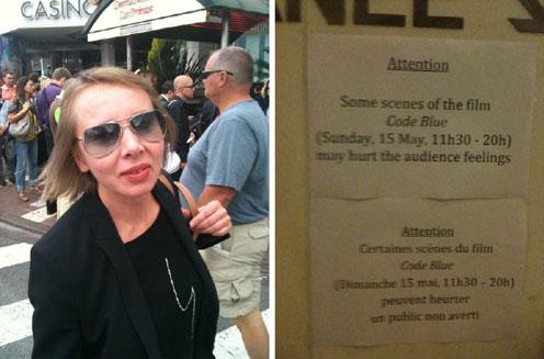 Cannes dag 5 – zondag 15 mei