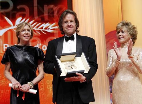 Cannes slot – De prijzen
