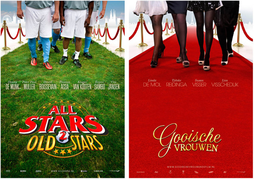 Gezien – Teasers en character posters