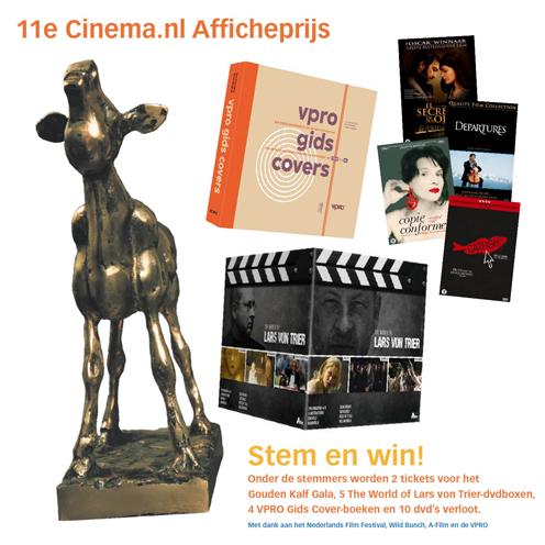 Stem op de Cinema.nl Afficheprijs 2011