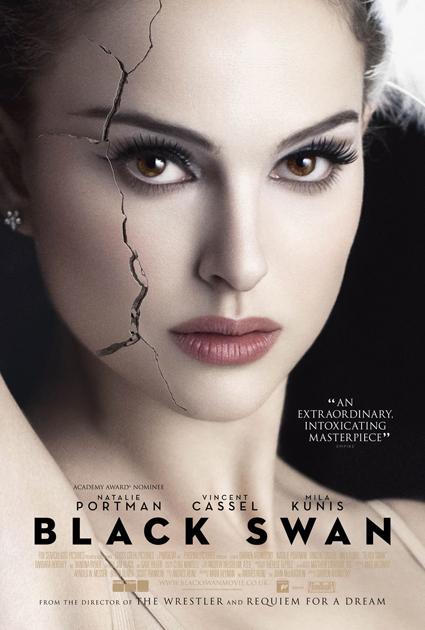Black Swan is (niet) de mooiste filmposter
