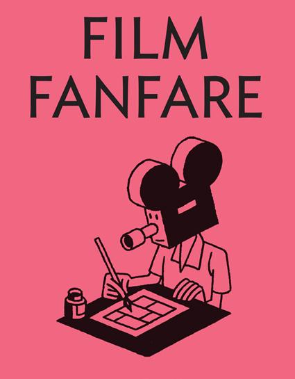 """Filmfanfare: """"Voor een werkloosheidsproject niet onaardig"""""""