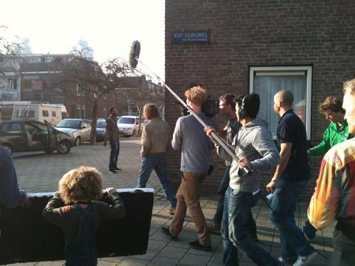 Actie! – Von Guerickstraat 119 1097 RA Amsterdam. Woensdag 21 maart 2012, 17.02 uur