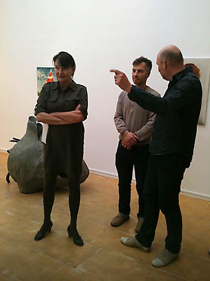 Artist Talk met Andrei Roiter en Paul Kooiker