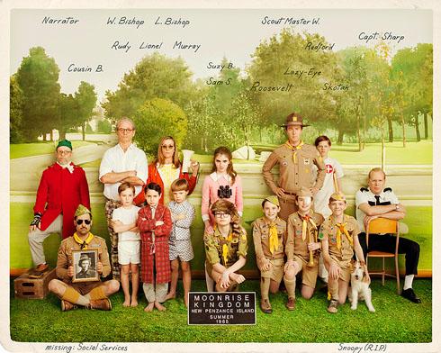 """Met Moonrise Kingdom viert Cannes de jonge Amerikaanse cinema"""
