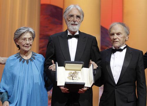 Gouden Palm opnieuw voor Michael Haneke
