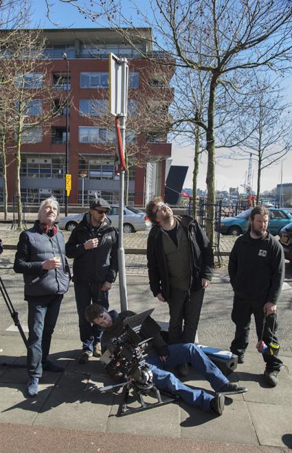 Actie! – Van Eesterenlaan 400, 1019 KE Amsterdam. Woensdag 25 maart 2012, 12.02 uur