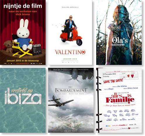 Cinema.nl Afficheprijs 2013