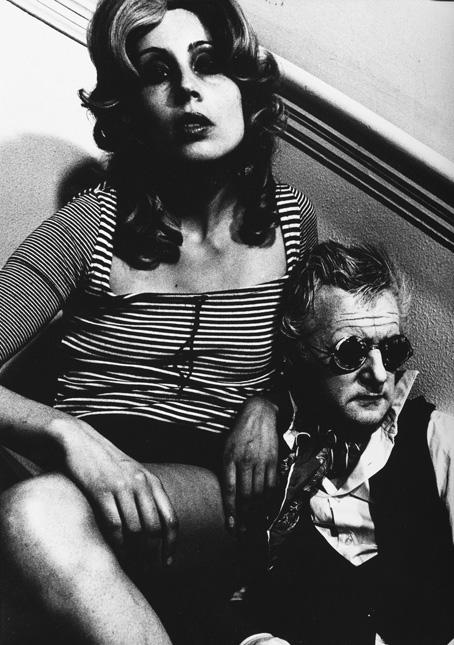 Frans Zwartjes' foto's zijn net zo wild, seksueel geladen, vrijgevochten, broeierig én intiem als zijn experimentele films