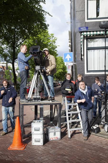 Actie! – Amstel 57 G, 1018 EJ Amsterdam. Maandag 4 juni 2012, 18.29 uur.