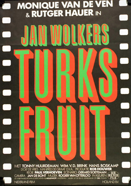 Turks Fruit is de beste boekverfilming