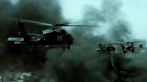 Het Pentagon herschrijft de geschiedenis via Hollywood