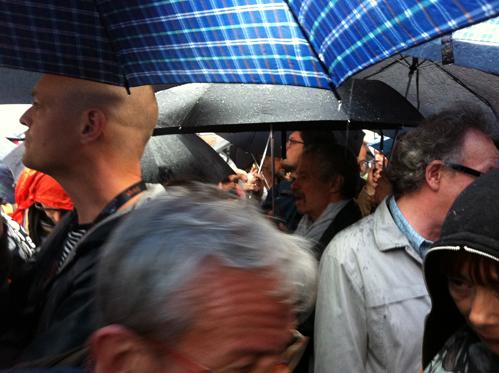 Cannes Dag 4: zaterdag 18 mei