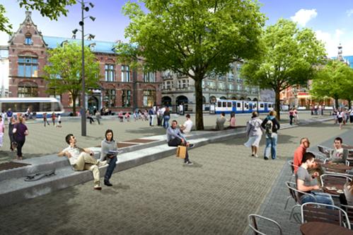 What Design Can Do! – Een openbare zitplek op het Leidseplein