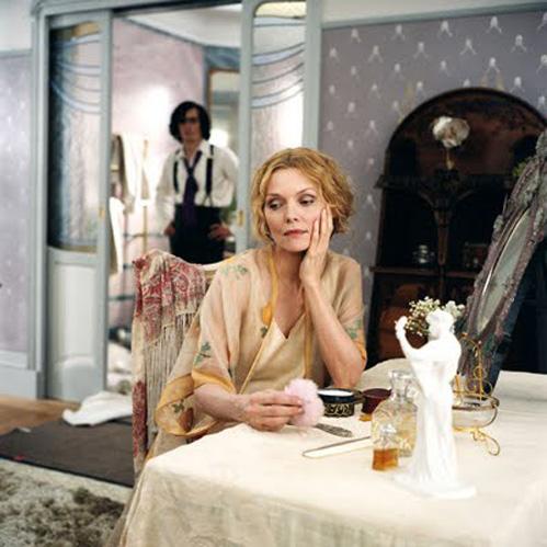 Michelle Pfeiffer over Chéri: 'In de filmwereld is het natuurlijk van het grootste belang hoe je eruit ziet'