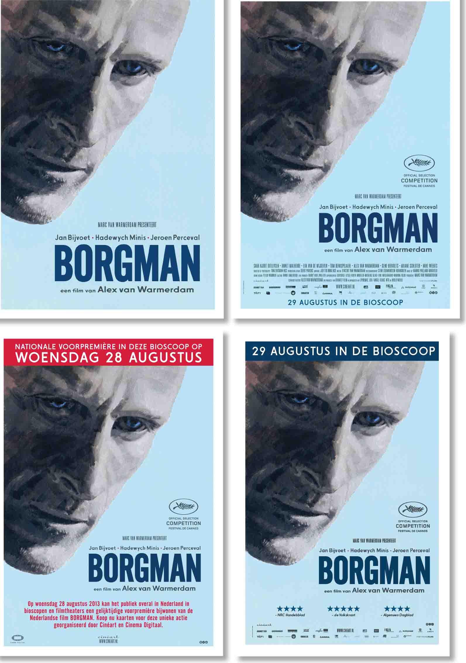 Gezien: Borgman