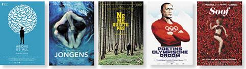 De geschiedenis van de Afficheprijs – alle winnaars en genomineerden op een rijtje