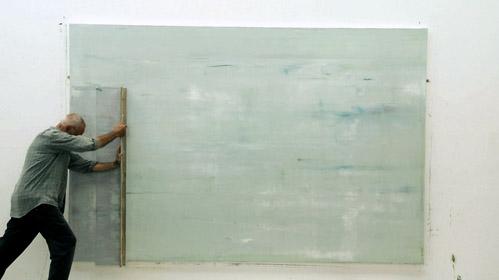 """Corinna Belz over Gerhard Richter Painting: """"Het was een enorm privilege het totstandkomingsproces van zo dichtbij te volgen"""""""