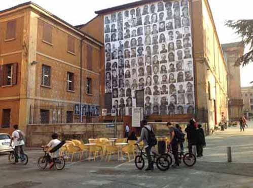 Inside Out/L'italia sono anch'io/Reggio Emilia