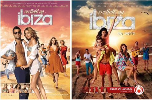 Zoek de 10 verschillen: Ibiza de film en Ibiza de serie