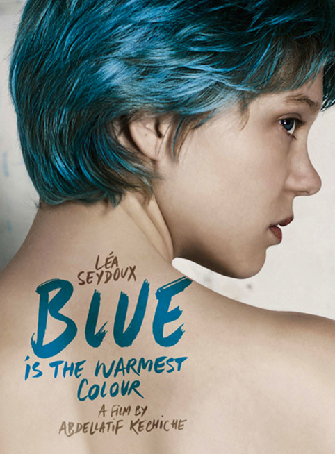 Gezien: La vie d'Adèle / Blue is the Warmest Colour