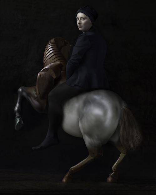 Hendrik Kerstens_Toy Rider I