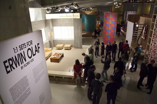 Het Nieuwe Instituut toont gedroomde binnen-werelden; tussen architectuur, design en kunst