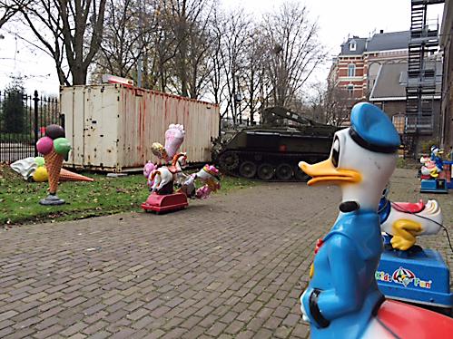 Een groter, breder en nieuw publiek voor beeldende kunst in Amsterdam