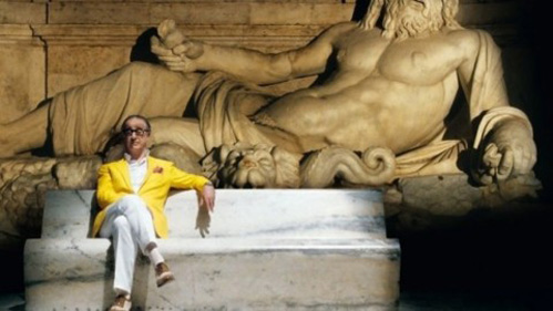 """Paolo Sorrentino over La grande bellezza: """"Ik probeer altijd mensen aan het lachen te maken"""""""