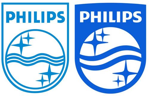 Zoek de 10 verschillen: Philips