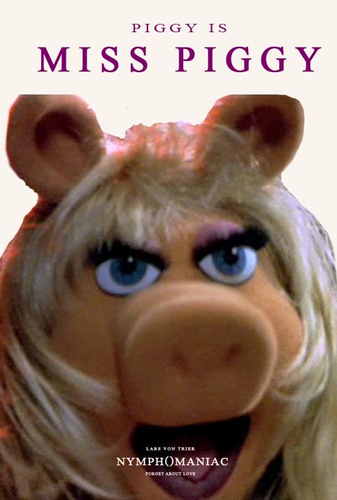 Gezien: Nymfo-Muppets