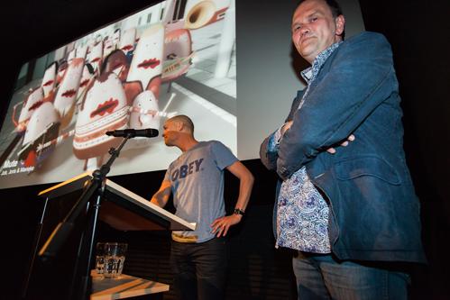 Grote Prijs voor Nederlandse animatie van het HAFF voor Mute van Job, Joris & Marieke