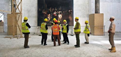 Het nieuwe Rijksmuseum: schitterende docu, slechte dvd-uitgave