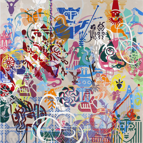 Ryan McGinness_Everything is Everywhere