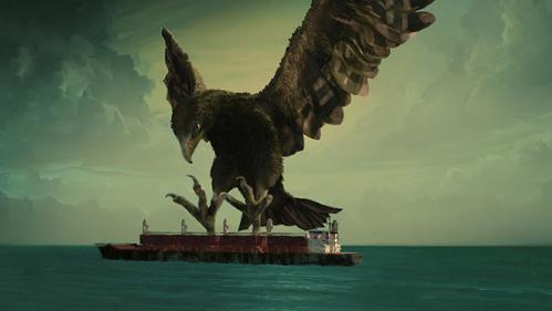 Piraat krijgt vleugels