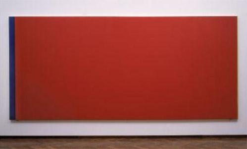 Who's Afraid of Red, Yellow and Blue terug in het Stedelijk