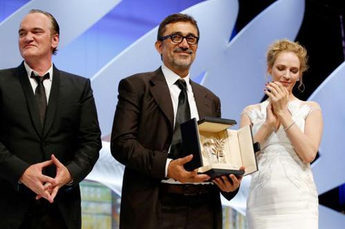 Gouden Palm 67e editie Cannes voor Nuri Bilge Ceylans Winter Sleep