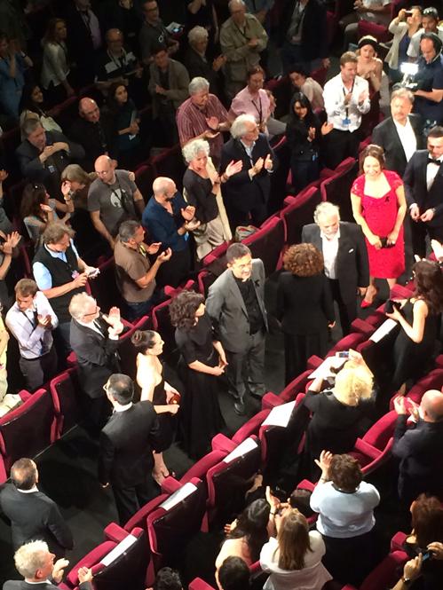 Cannes jour 3, vendredi 16 mai