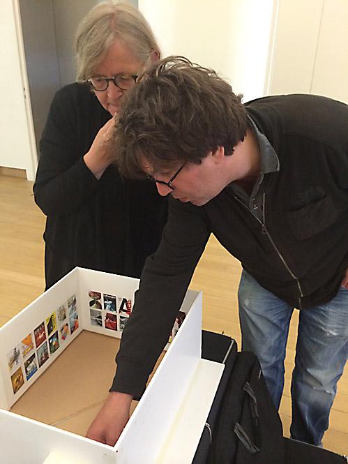 Lex Reitsma en Carolien Glazenburg