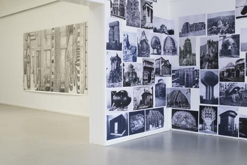 werk van Batia Suter & Robbie Cornelissen in Staged City_foto Petra Noordkamp