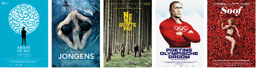 5 nominaties voor 14e Cinema.nl Afficheprijs