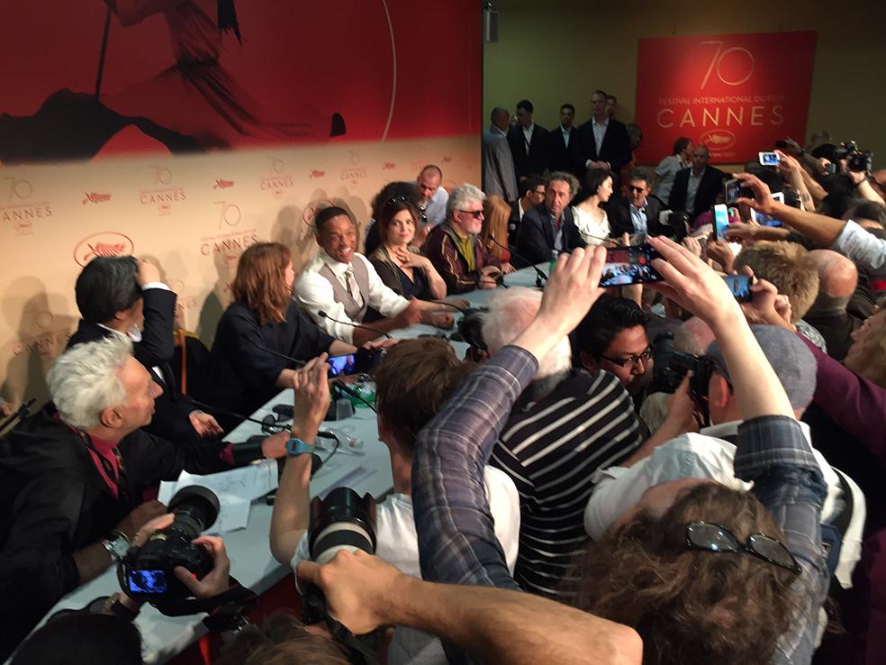 Cannes dag 1: woensdag 17 mei