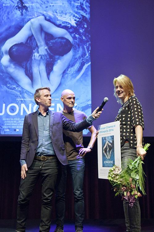 Keilhack wint Afficheprijs voor derde keer